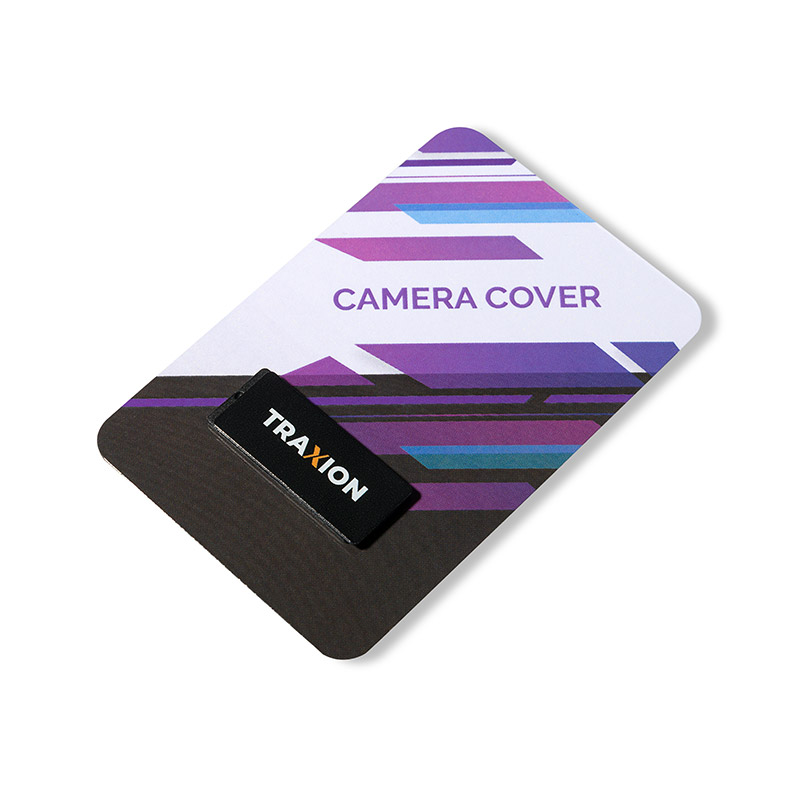 Camera cover logo Traxion