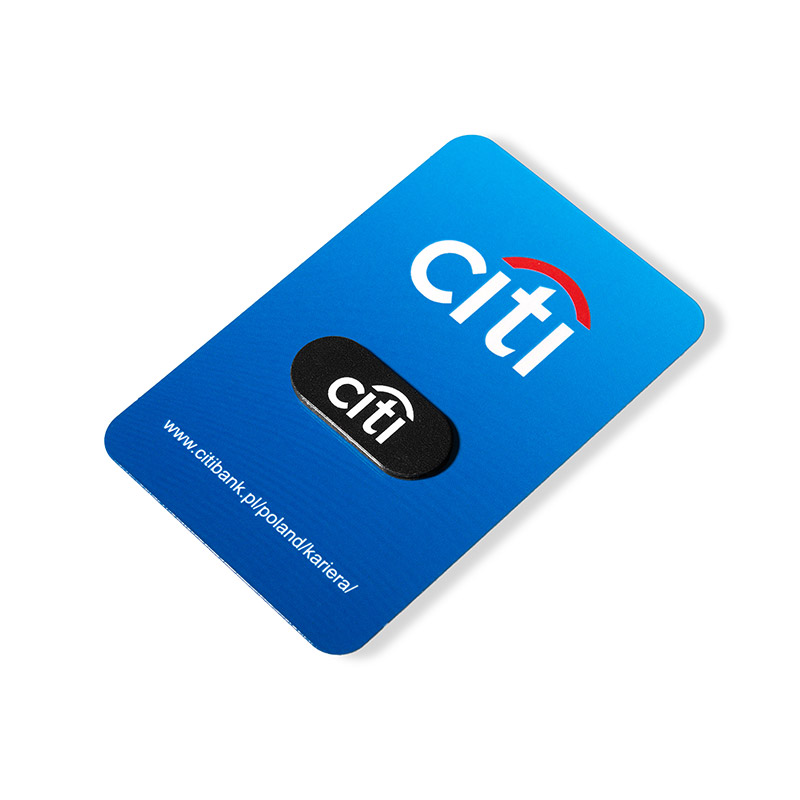 Camera cover logo citi-bank